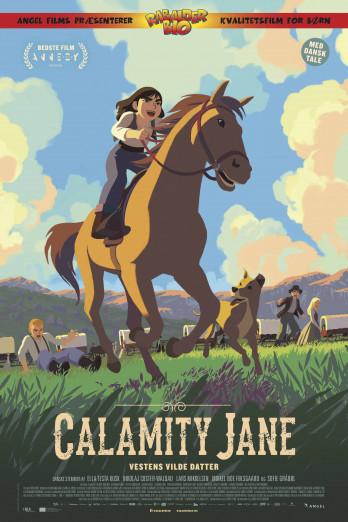 Calamity Jane plakat